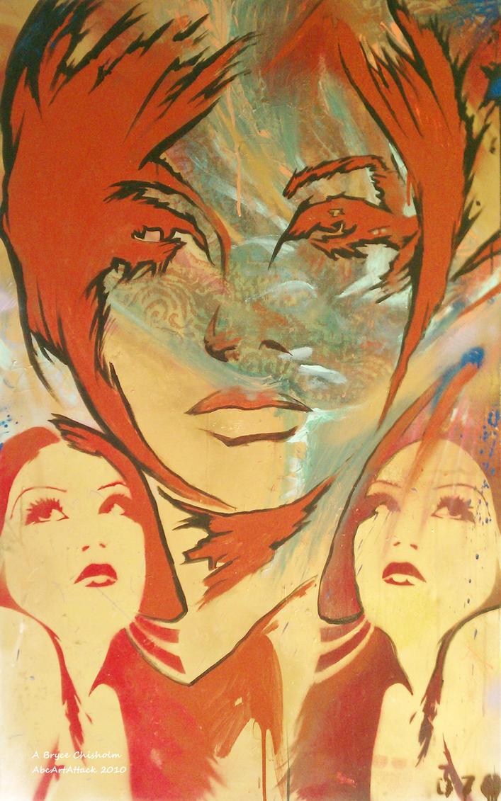 Uplift Trio by abcartattack
