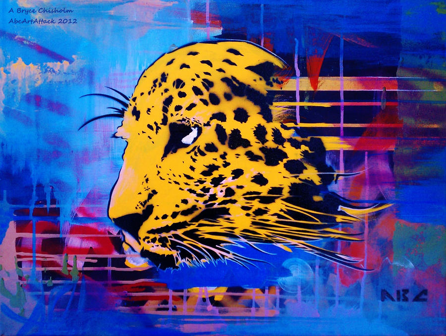 Leopard by abcartattack