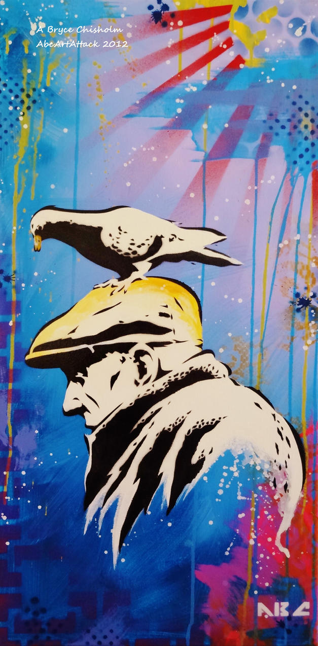 Bird Perch 2 by abcartattack