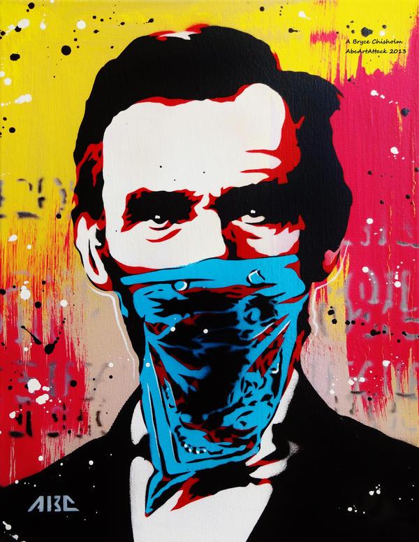 Lincoln Patriot Thug