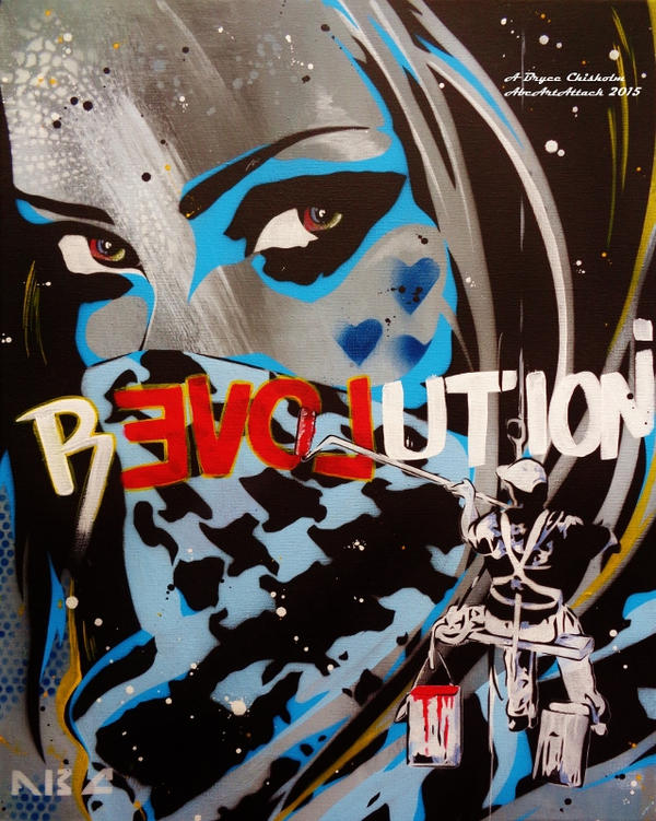 Love Revolution by abcartattack