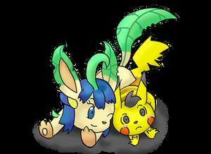 Ashchu and Dawneon
