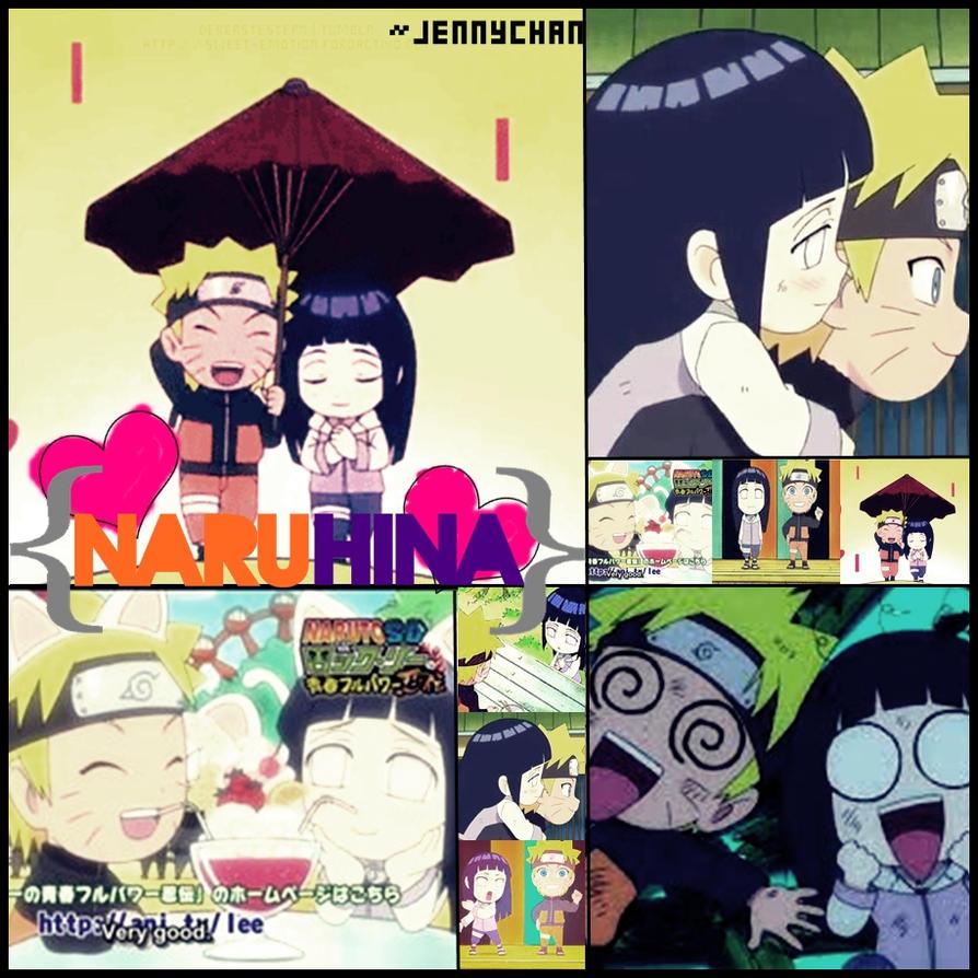 Naruto y Hinata by JennyTorres