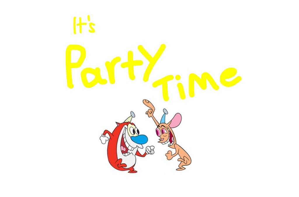 It's party time  by mcdnalds2016