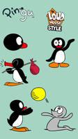 Pingu (the loud house style)