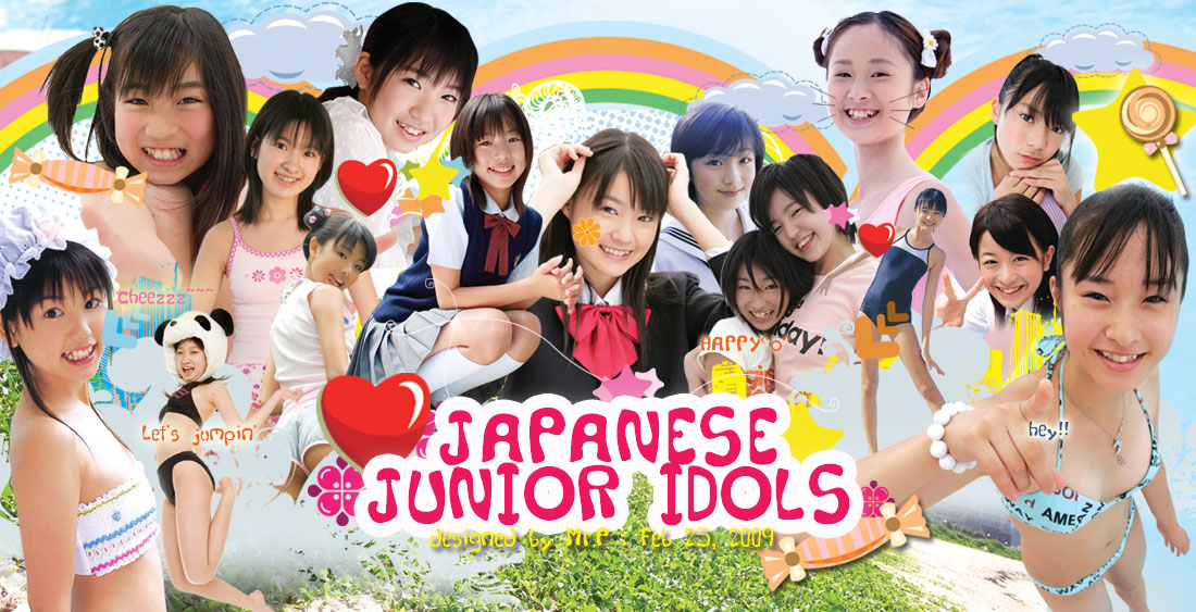 Japanese Junior Idols by PeerapatSema