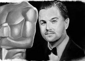 Leonardo di Caprio - on sale