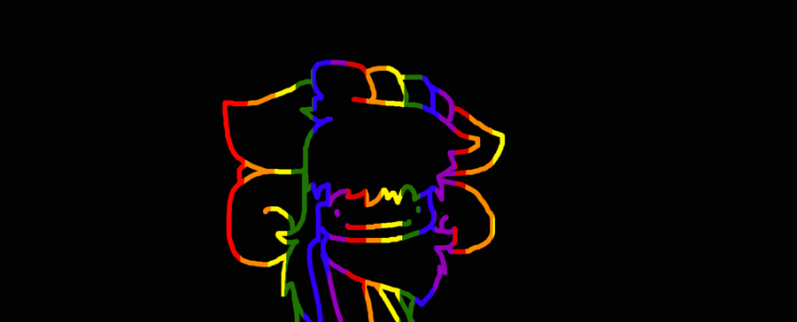 Me gusta rainbowz by luxchii