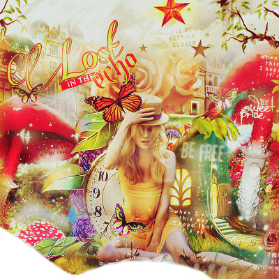 Lost In The Echo by Silfiyskaya