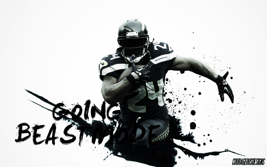 Marshall Lynch Wallpaper By CourageousDesignsBC