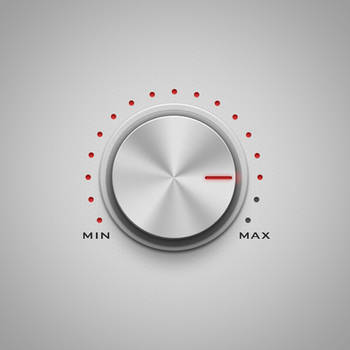 volume knob +free psd by nepst3r
