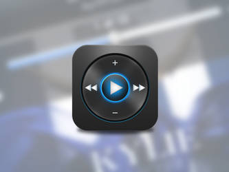 Remote app icon by nepst3r