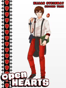 open hearts: elijah steinway