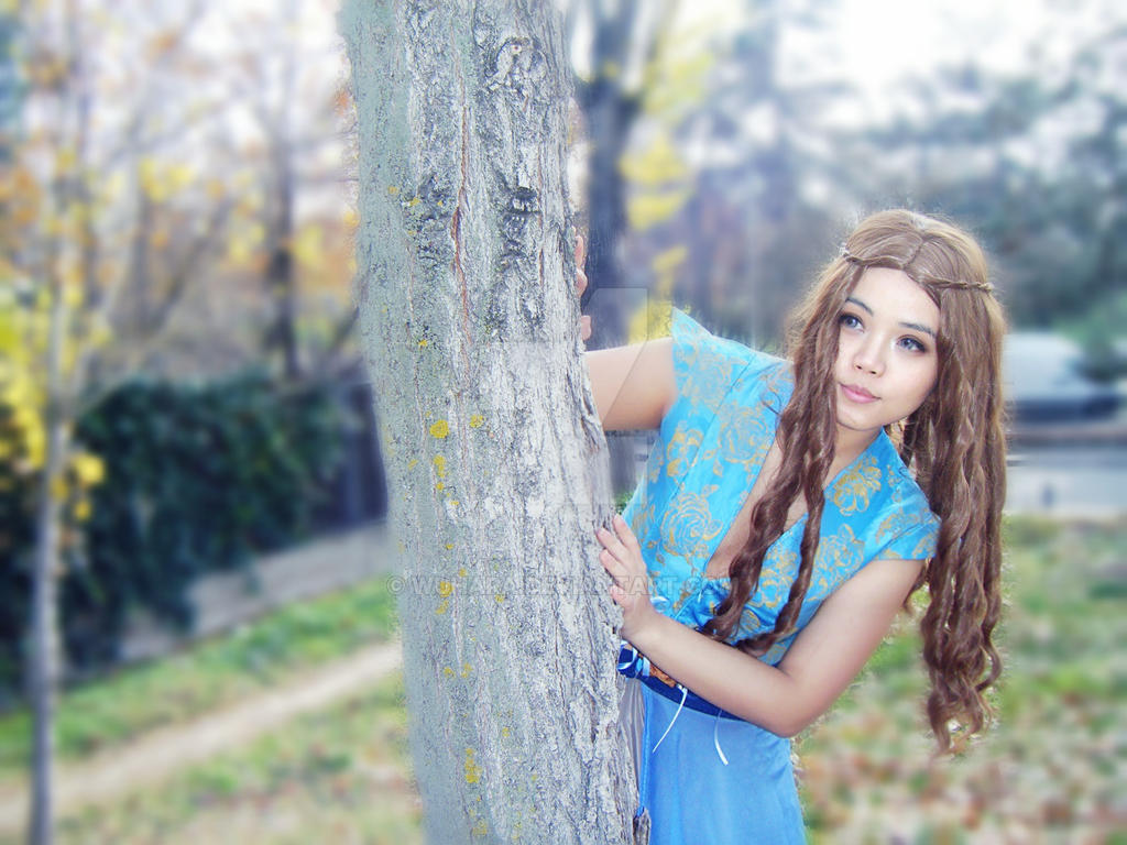 Margaery Tyrell Cosplay by WuHara