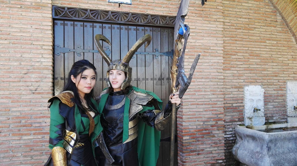 Loki genderbender by WuHara