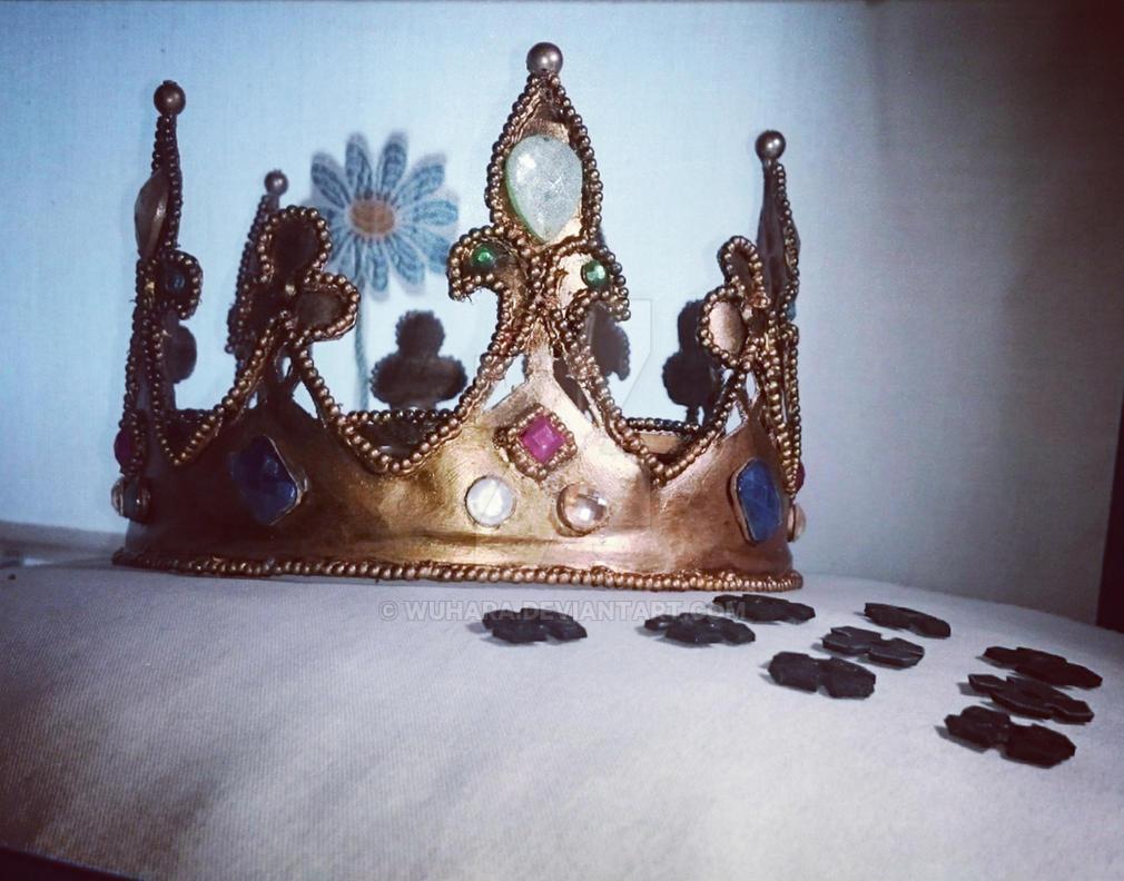 Queen Ravenna Wedding Crown by WuHara