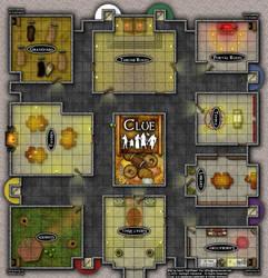 Dungeon Clue