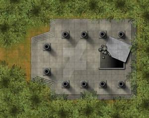 M3 - Crypt Entrance