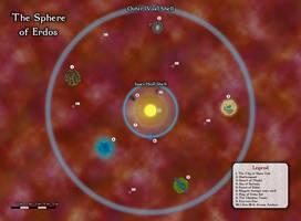 The Sphere of Erdos by DLIMedia