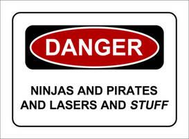 DANGER! by DLIMedia