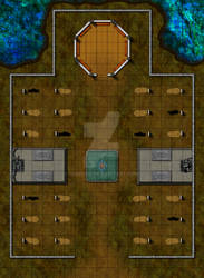 Seyvoth Manor - Graveyard