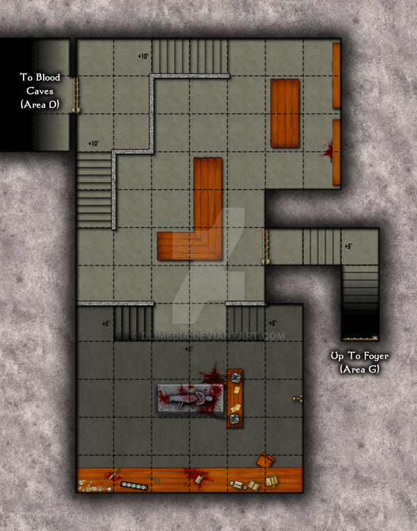 Seyvoth Manor - Laboratory by DLIMedia