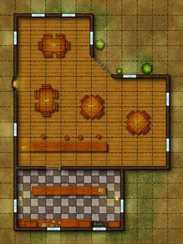 A Festival of Magic - Tavern