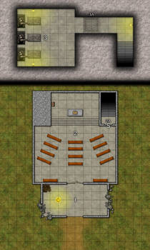 Ruined Temple/Crypt