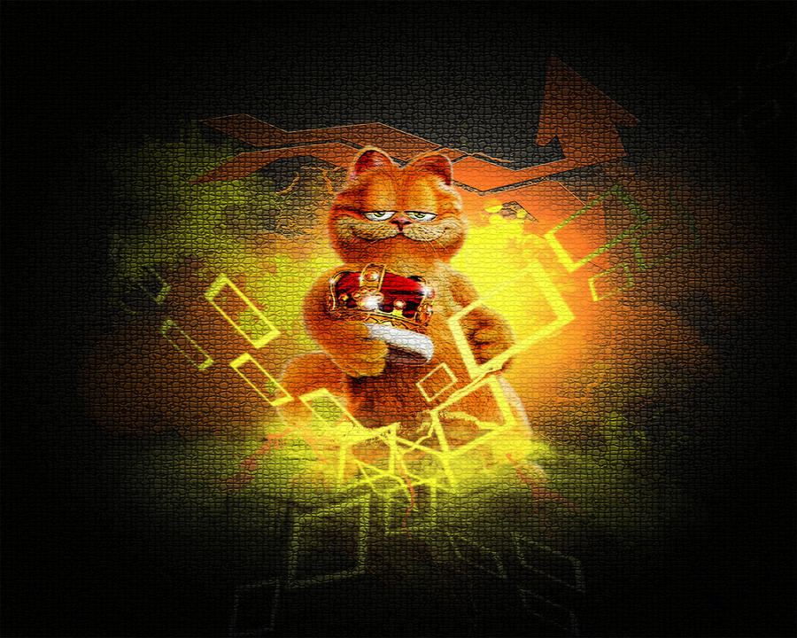 Garfield Wallpaper By Pawone