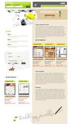 Web Design by theblackpixel