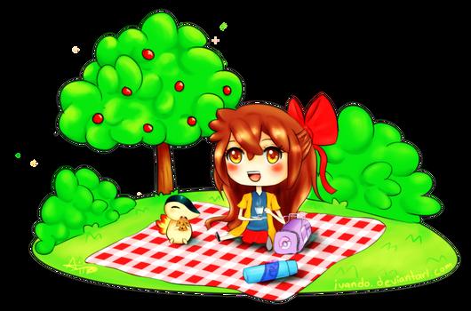 Zelda Y Pookie