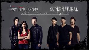 supernatural vampire diaries