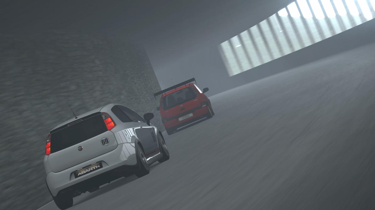 Eiger Nordwand Fight In The Tunnel By Giovylm On Deviantart
