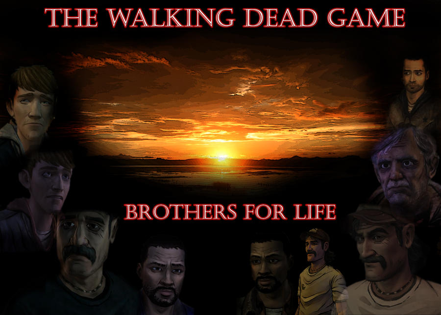 Walking Dead Game : Brothers by TheWarRises