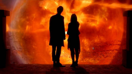 The Doctor and Clara : Infinity