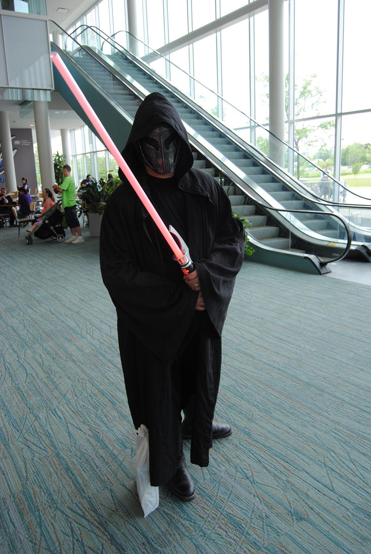 Niagara Falls Comicon 2015 - The Sith by TheWarRises