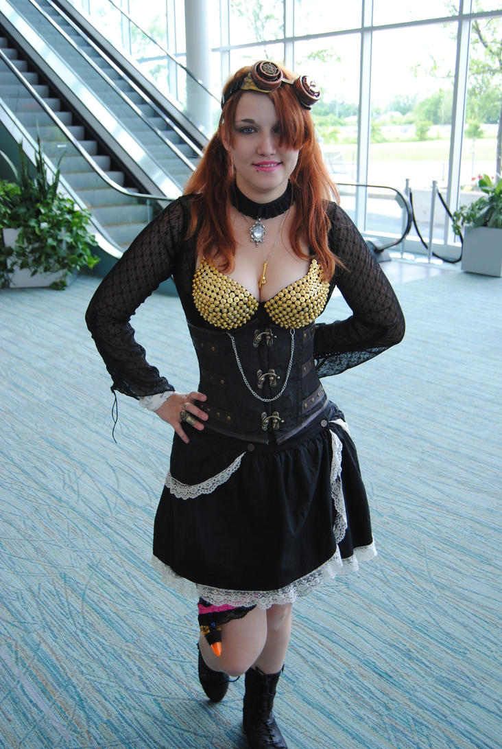 Niagara Falls Comicon 2015 - Steampunk by TheWarRises