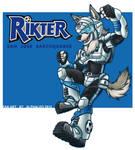 Rikter the Cyberdog