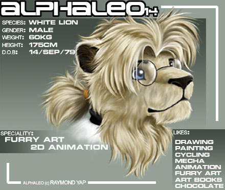 alphaleo14's Profile Picture