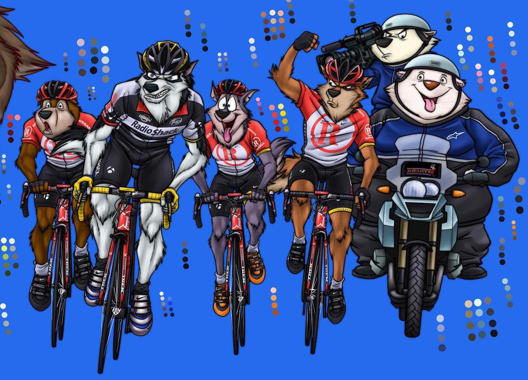 Le Tour de Balto Wip 4 by alphaleo14