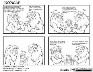 COPYCAT by alphaleo14