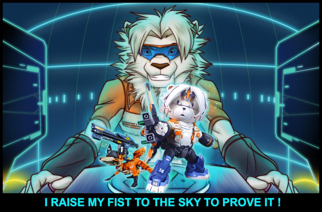 Gundam Build Divers by alphaleo14