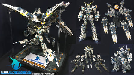 Unicorn Gundam Full Armor Operation