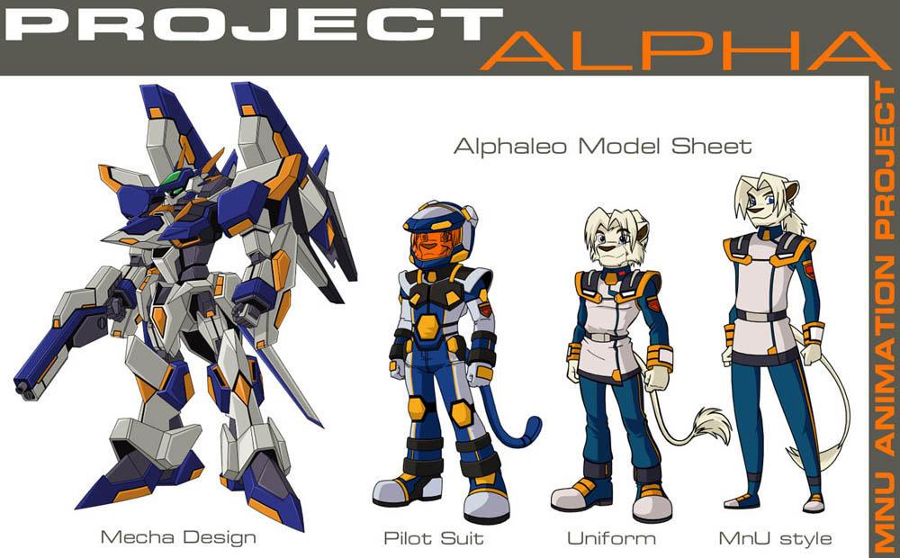Project Alpha by alphaleo14