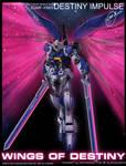 Destiny Impulse Gundam