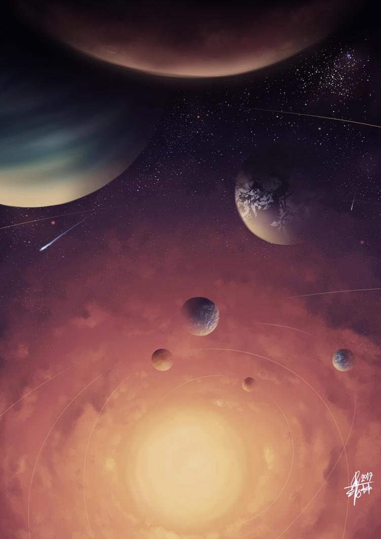 Genesis by devi96