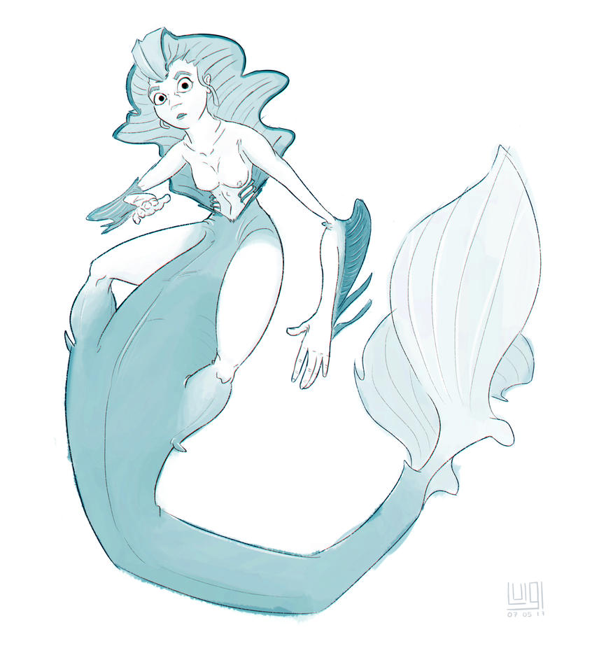 Sirena by Iklungs