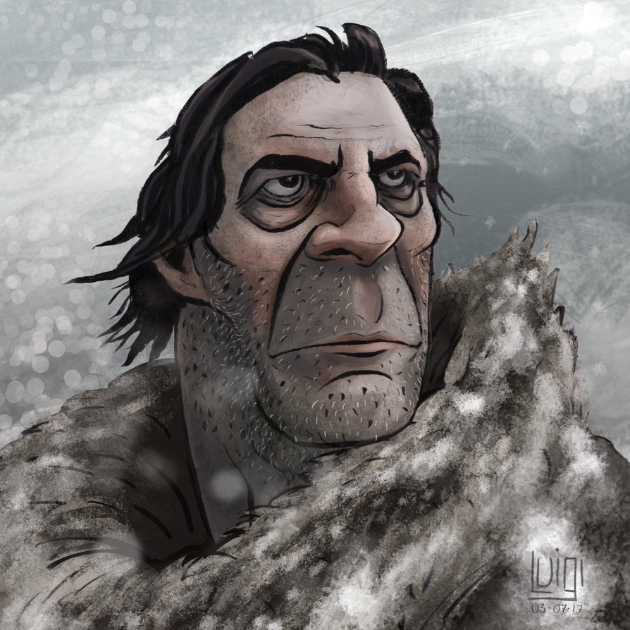 Mance Rayder by Iklungs