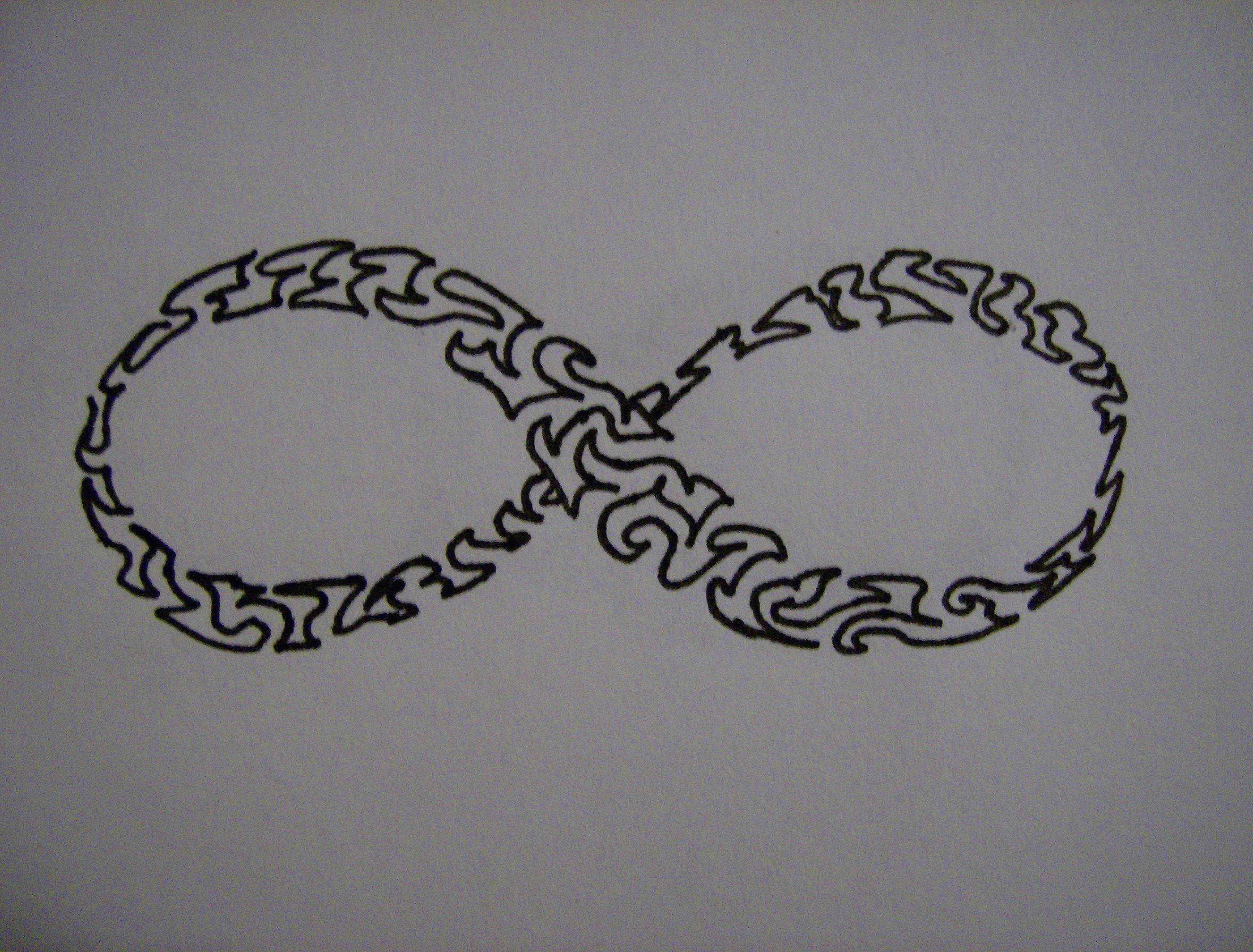 Tribal Infinity By Fyrmagic On Deviantart