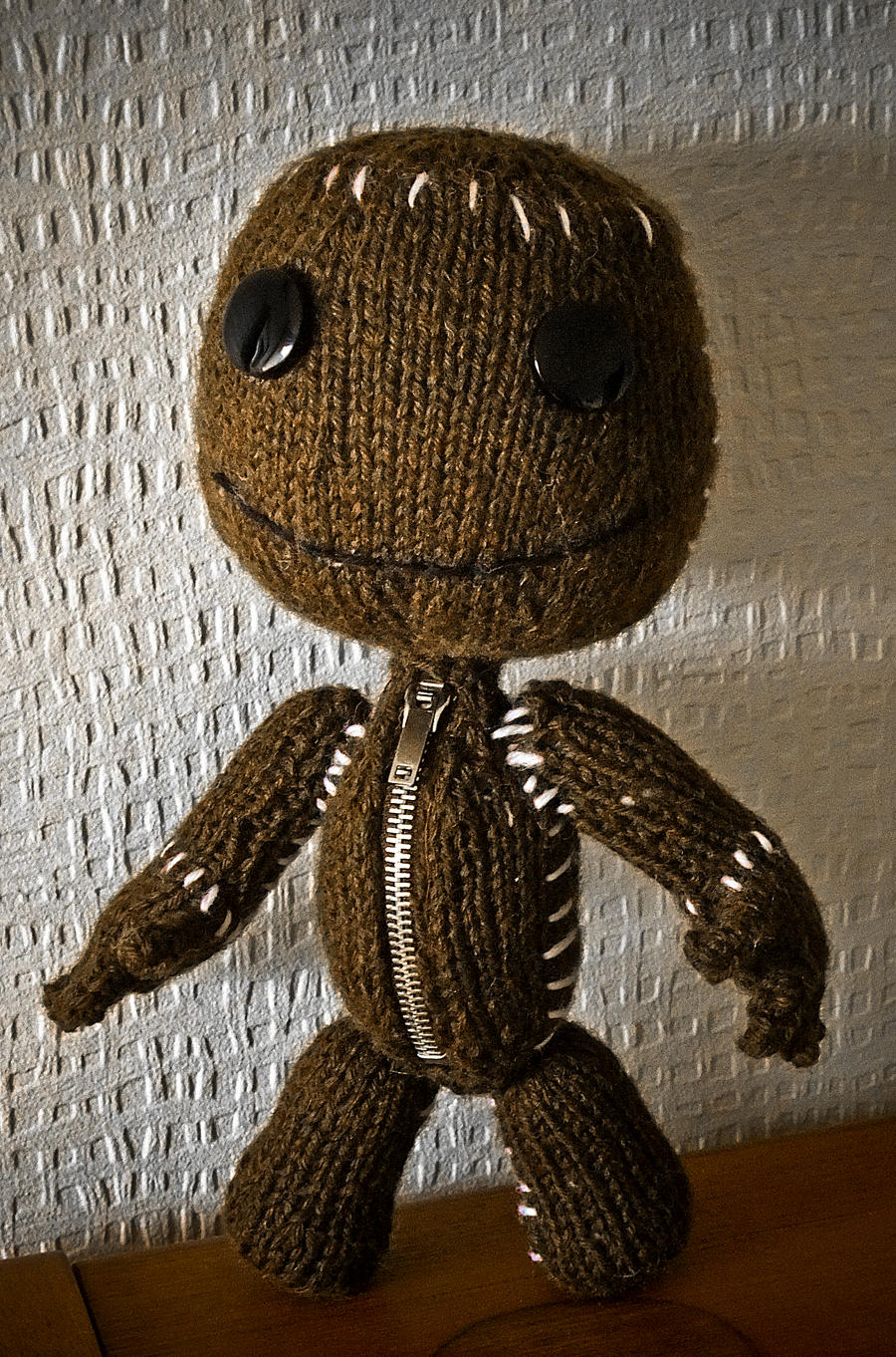 Sackboy by LittleWikis